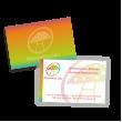 250 Cartões de Visita Impressão + Laminação Frente e Verso