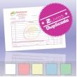 2 Livros de Faturas Simplificadas A5 Duplicado (100x2)
