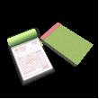 2 Livros de Faturas Simplificadas A6 Duplicado (50x2)