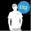 T-shirts - Impressão digital no bolso
